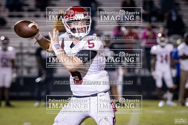 Brookland Cayce Varsity Football vs Gilbert