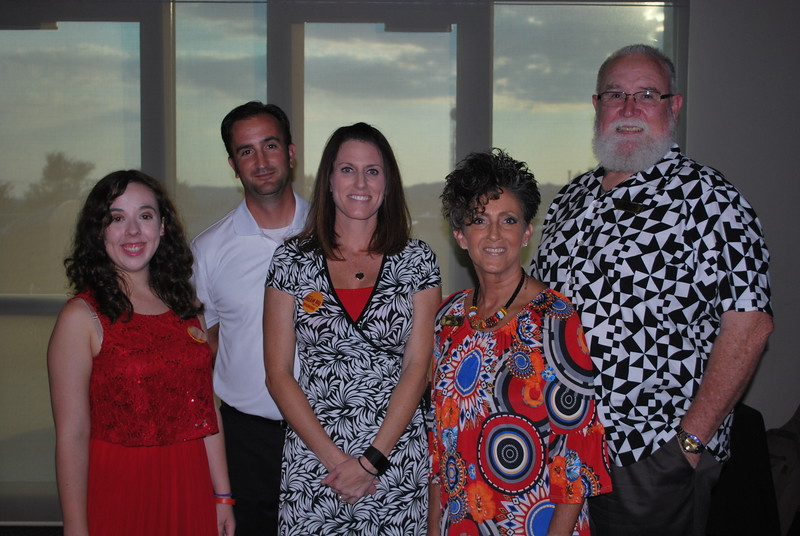 Elizabeth Gray, Colby & Michelle Thomas, Joyce & Big Joe Modglin.JPG