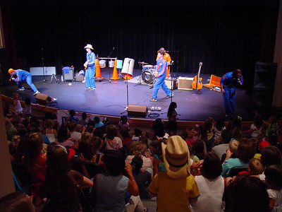 Imagination Movers 2007