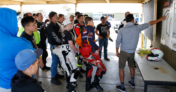 Riders Briefing