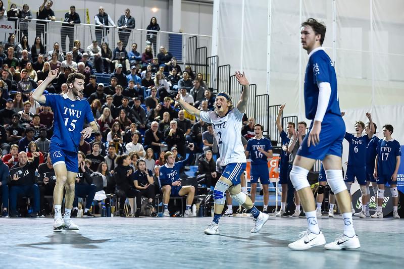 12.29.2019 - 4594 - UCLA Bruins Men's Volleyball vs. Trinity Western Spartans Men's Volleyball.jpg