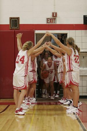 Girls Junior Varsity Basketball  - 2006-2007 - 8/29/2006 Coopersville