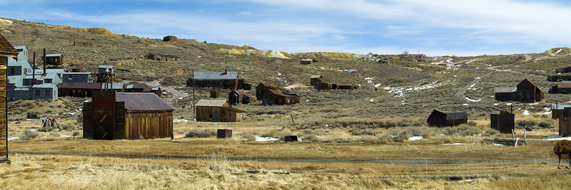 Bodie: A Ghost Town
