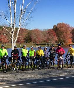 October 18 Wednesday Ride