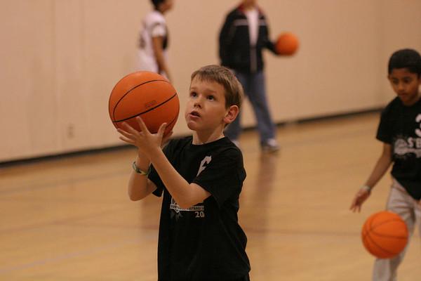 2006 Jedi Raptors -- Erik's Basketball Team