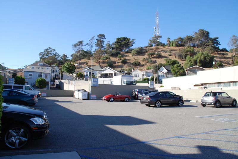 2010, Parking Lot