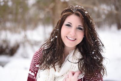 Snow Photo Shoot