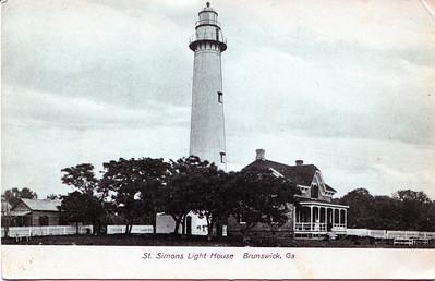 St. Simons Island Lighthouse, Georgia