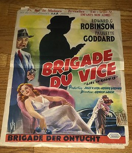 2018 1112 Vintage Movie Poster and Lobby Card Purchase