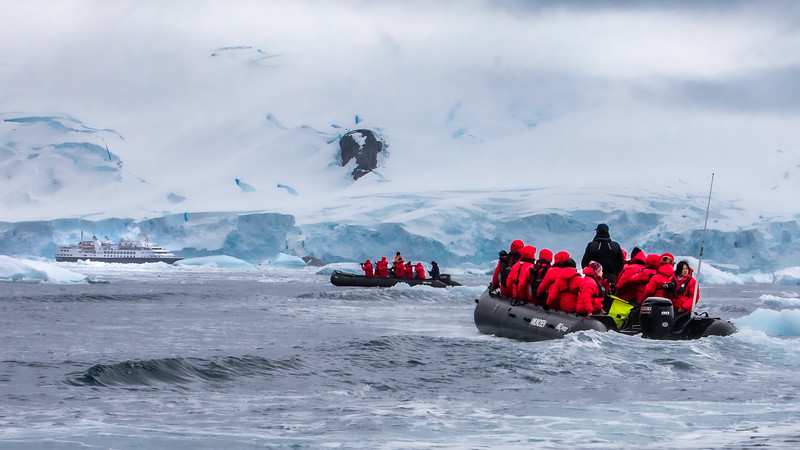 Full Antarctica Cruise