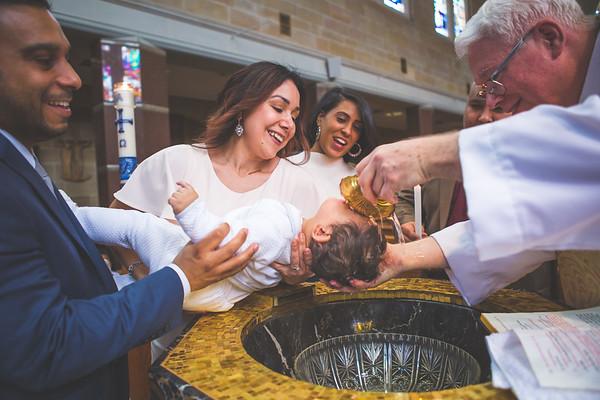 2019 EVENT  |  Oliver Ashton's Baptism