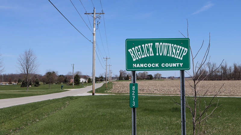 Biglick Township House
