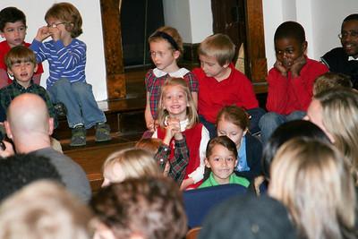 2010 Dec 17 SJE Kindergarten Christmas Party