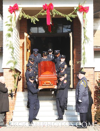 "LODD of Chief Joseph ""Junior"" Sanford"