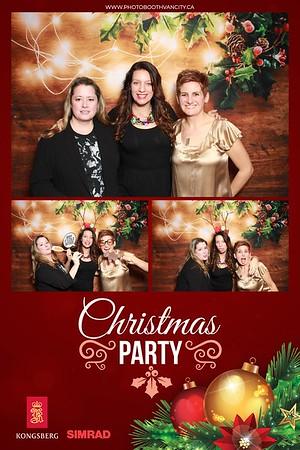Kongs Berg 2018 Holiday Party