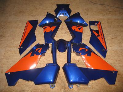 KTM Body Panels