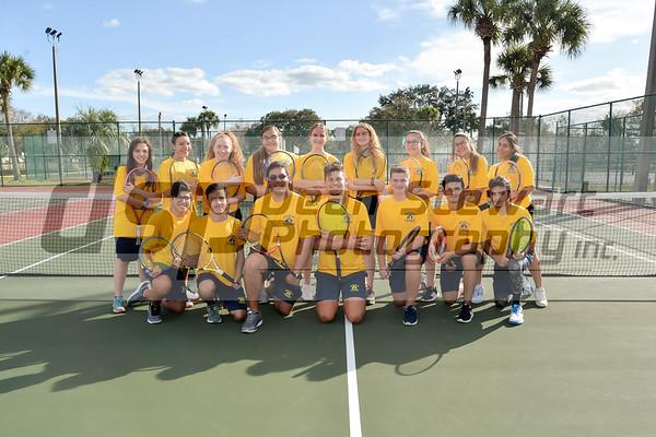 Osceola Boys & Girls Tennis Team Photos 2.14.19