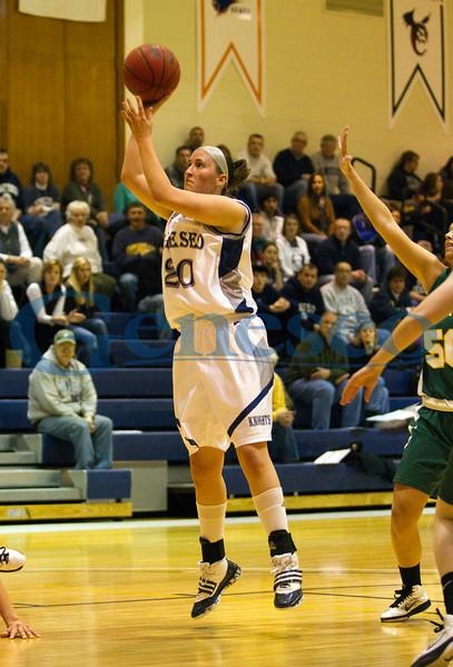 Women's Basketball - SUNYAC Playoff 01/22/11
