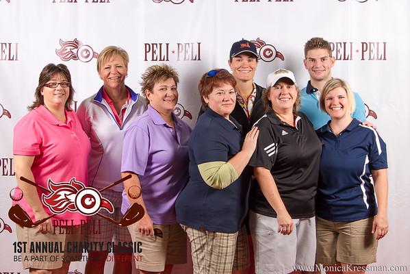 Peli Peli 1st Annual Charity Classic