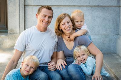 Jacobs Family 2015