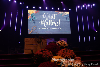 """""""What Matters"""" Women's Conference"""