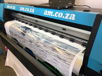 FastCOLOUR Lite 2019 Model, 1600mm EPSON XP600 Printhead Budget Solvent/Water Ink Inkjet Wide-Format Printer