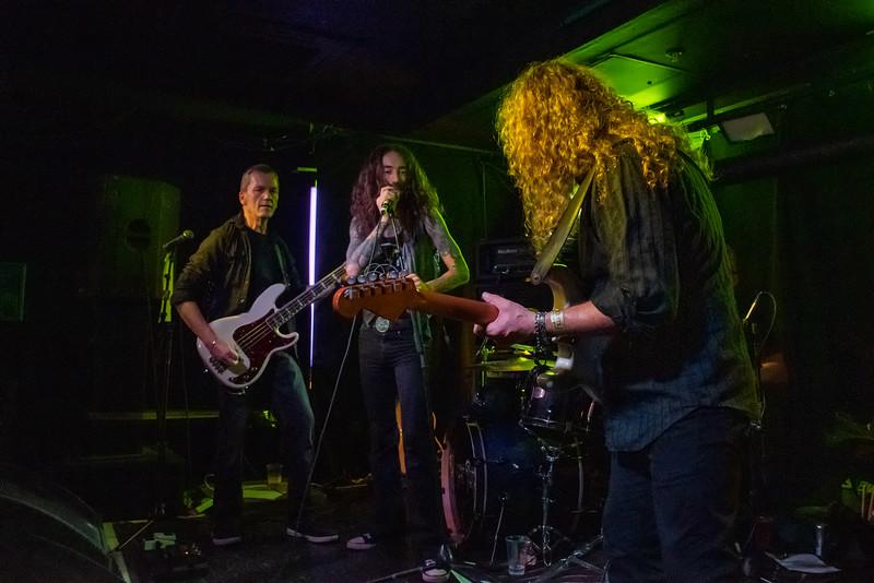 Deeper Purple at the O2 Islington