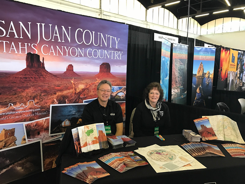 travel and adventure show dallas