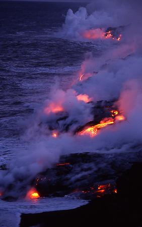 Kilauea Volcano 2004