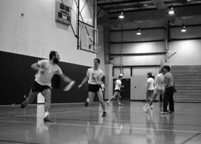 Winter 1985 Indoor Ultimate