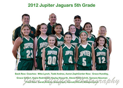 JTAA Team Photos 2012