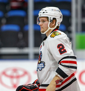 IceHogs vs Griffins 05-13-15