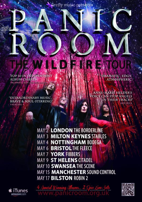Panic Room - Wildfire