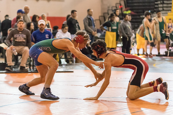 Churchill Wrestling - 12-15-17 Rocket Launch Tournament