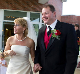 Tammy and David's Wedding