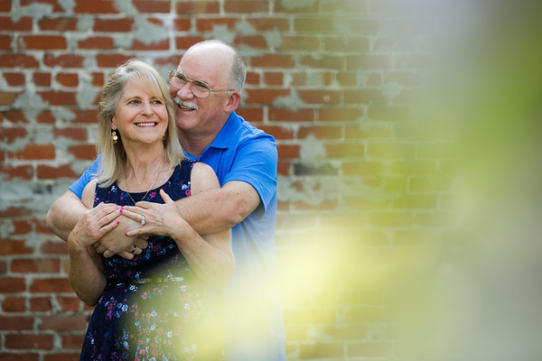 Kathy and Scott