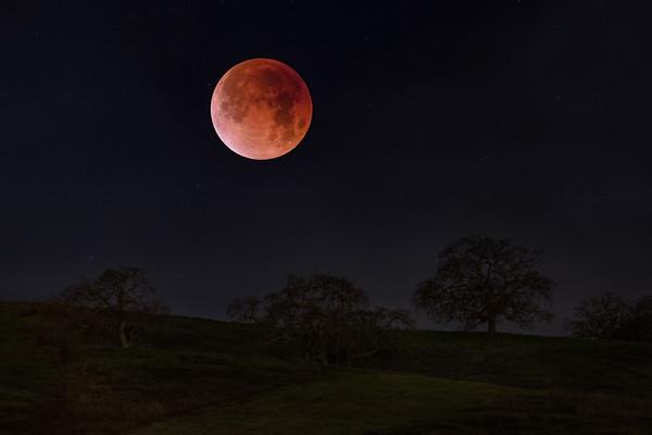 Lunar Eclipse (2018-01-31)