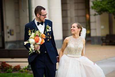 Brittany & Steve 5/27/17 Wedding