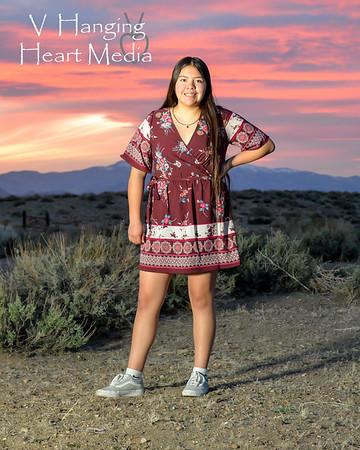 Katie Crutcher Senior Portraits 2021