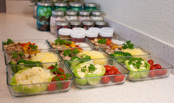 Nutrition Vixon - Food