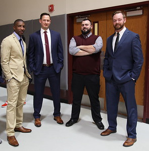 Varsity Boys Coaching Staff