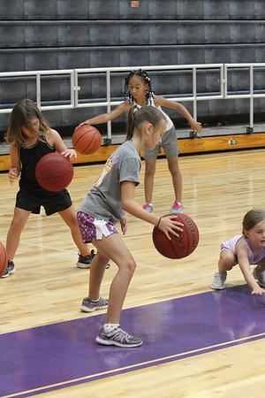 Basketball camp 061019