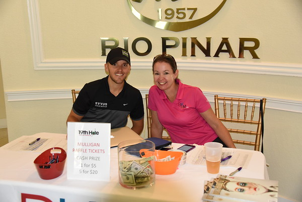 Golf Tournament @ Rio Pinar 10-27-16