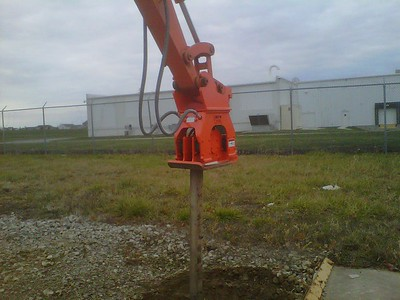 C2D Plate Compactor / Driver