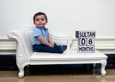 Sultan turns 8