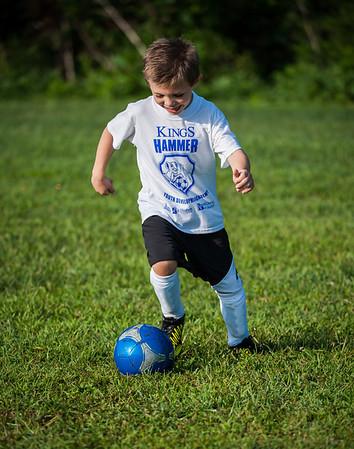 Keagan - Soccer - 24Aug13