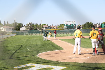 Lodi Varsity at Tracy Game 2 March_30_17