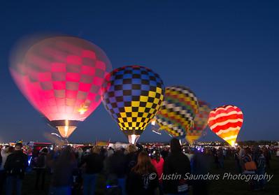 Hot Air Balloon festival 2014