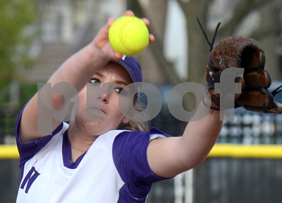 Downers Grove North softball vs Proviso West