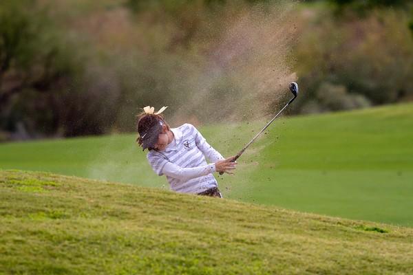 Golf Verrado Girls State Championship 2013